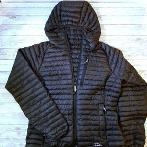 Women's Ultralight 850 Hooded Down Jacket sz XS